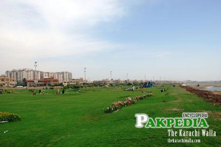 Seaview Park In Karachi