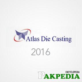 Atlas Die casting
