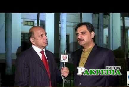Ghulam Qasim Hanjra elected as MPA