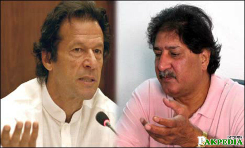 Sarfraz differences with Imran khan