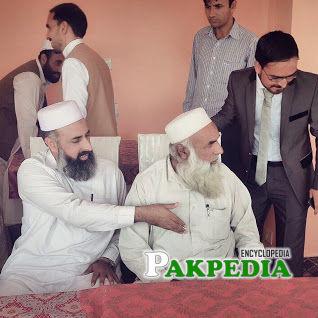 MPA mian zia ur rehman MPA sardar Zahoor Ahmed and Sardar mohammad yousaf
