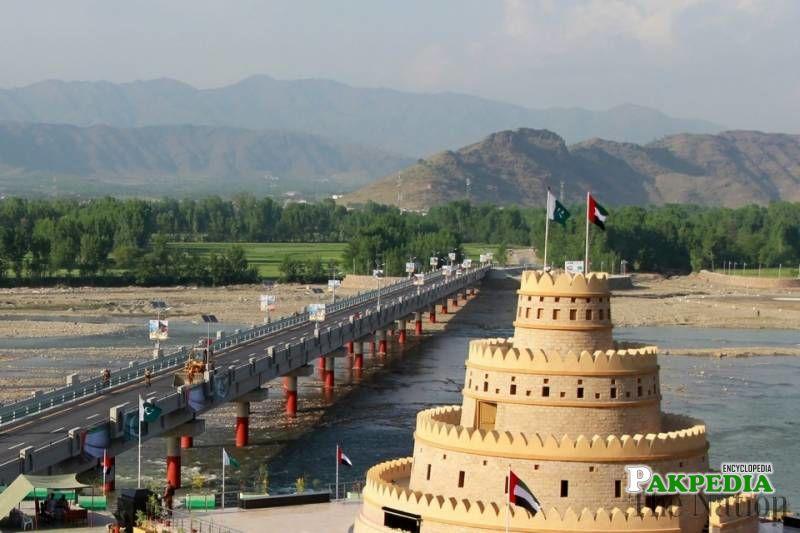 Friendship road of North Waziristan
