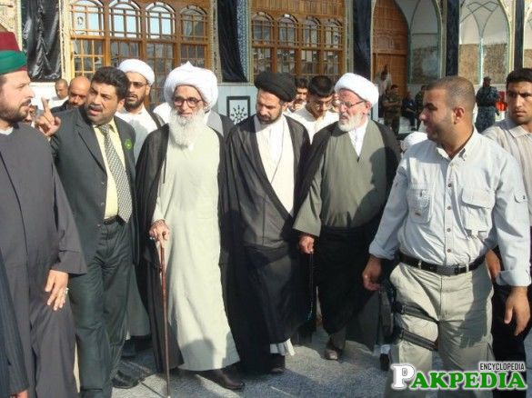 Sheikh Basheer is going to attend a meeting
