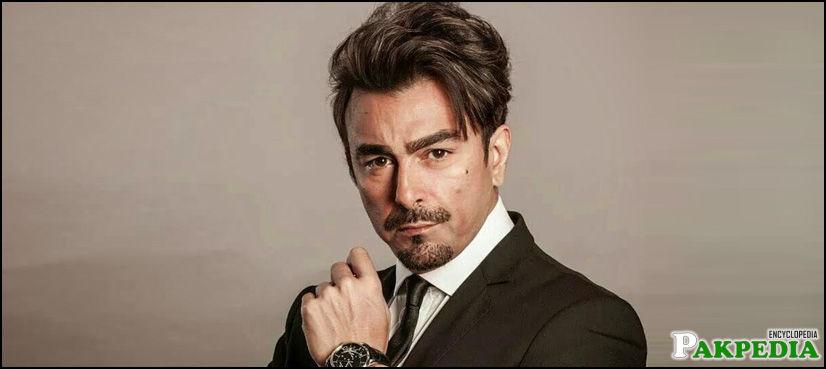 Shaan Shahid Super Hero