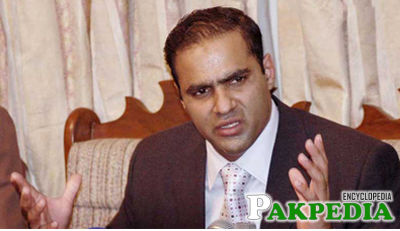 Abid Sher Ali state minister