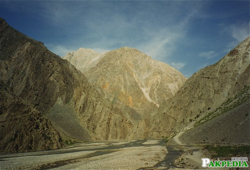 Chitral Mountain