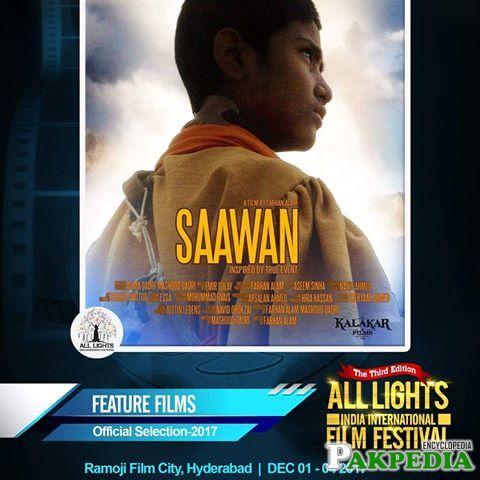 Farhan Alam Movie Sawaan