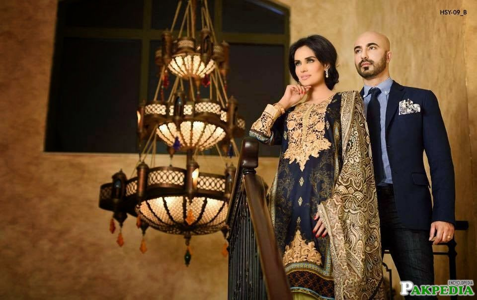 HSY with Model