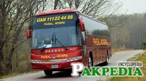 Faisal Movers PVT Limited