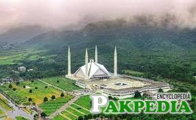 The mosque was named Shah Faisal Mosque