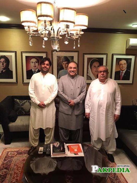 Zulfiqar Bachani Family
