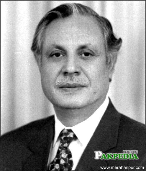 Gohar Ayub Khan also a Politician