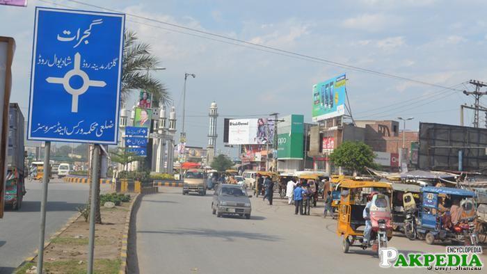 Gujrat Roads