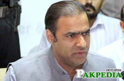Profile Chaudhry Abid Sher Ali