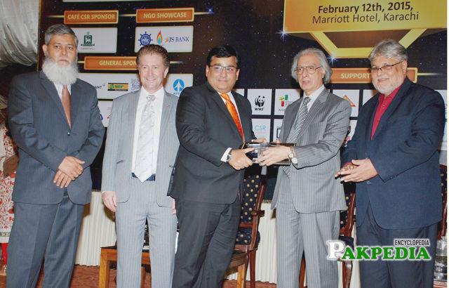 4th CSR Award