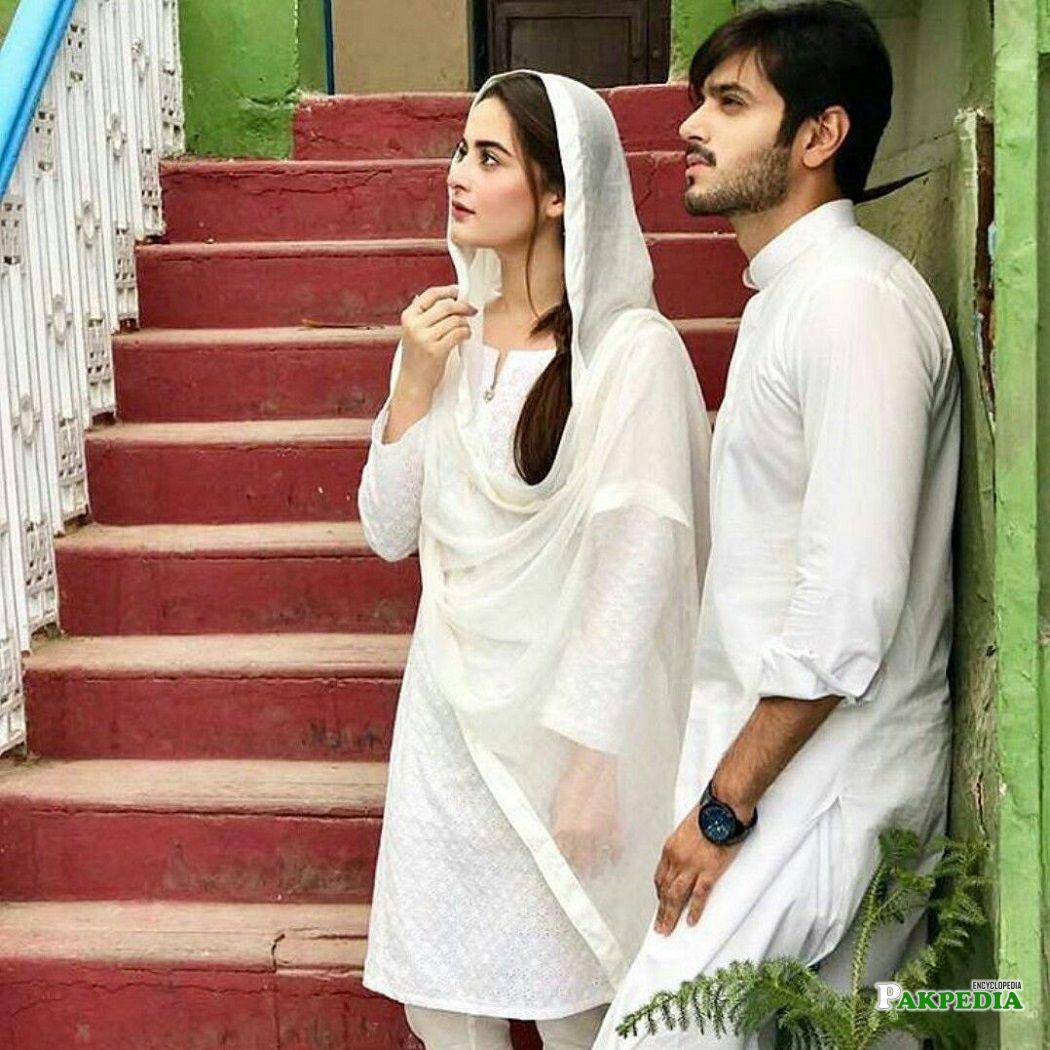 Wahaj Ali dramas 'Hari Hari churian'