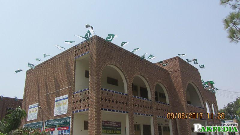 Education system in Pakpattan