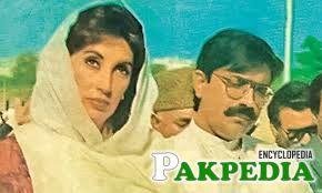 BB with Asif Ali Zardari