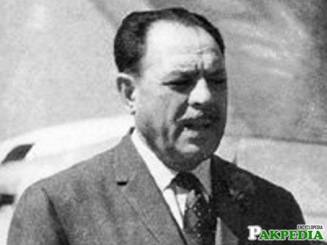 Ayub Khan as a President