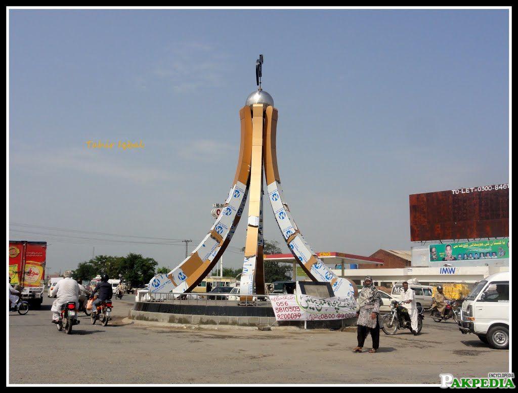 Jaranwala Main Chowk