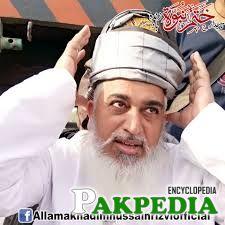 Allama khadim Hussain Rizvi