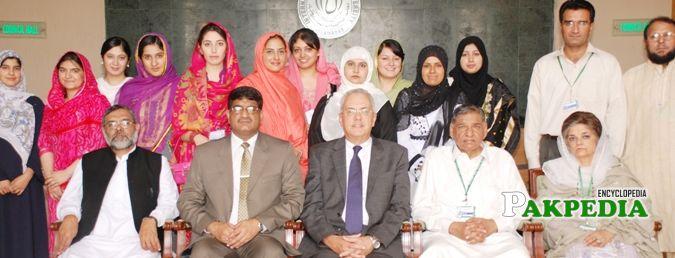 Ambassador of European Union to Pakistan