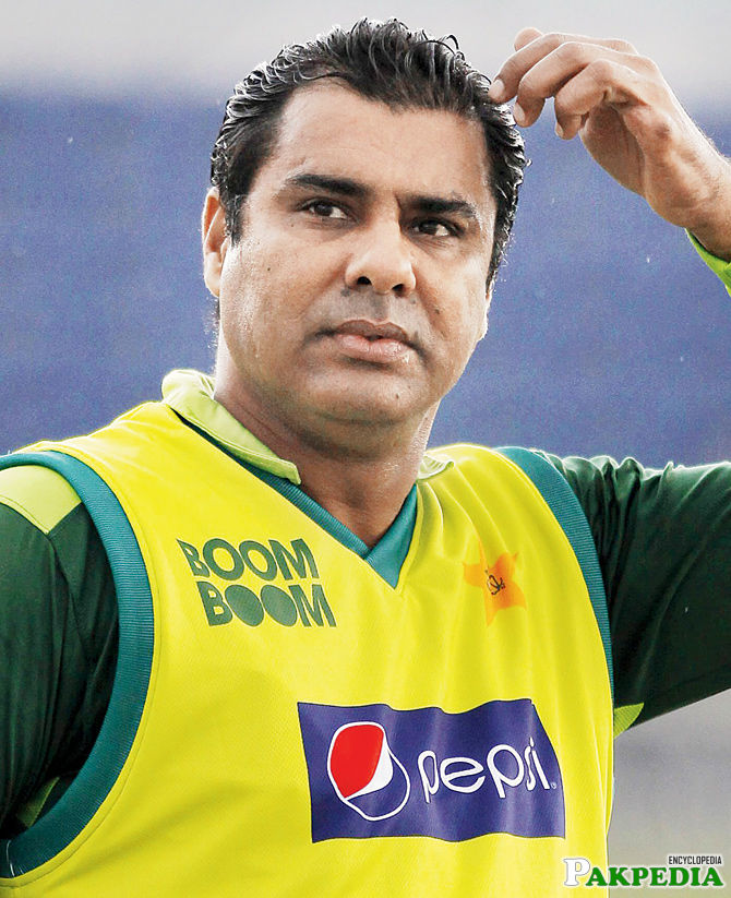 Waqar Younis Great Player