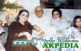 Noor Jahan with Family
