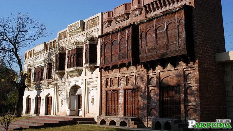 Heritage Library Lok Virsa Museum
