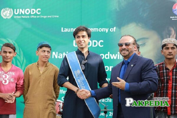 Shehzad Roy Charity