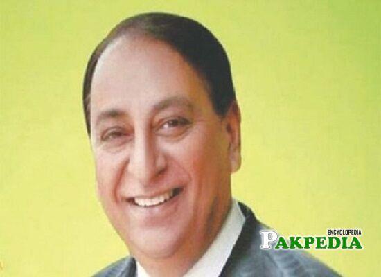 Rana Afzal Khan Biography