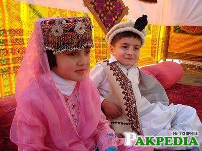 Balti Culture Child Dress