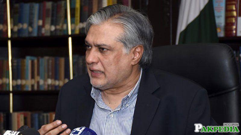 Muhammad Ishaq Dar