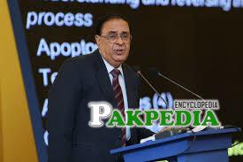 Dr Atta as chairman HEC