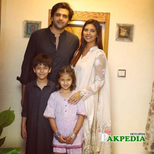 Sunita Marshall Family