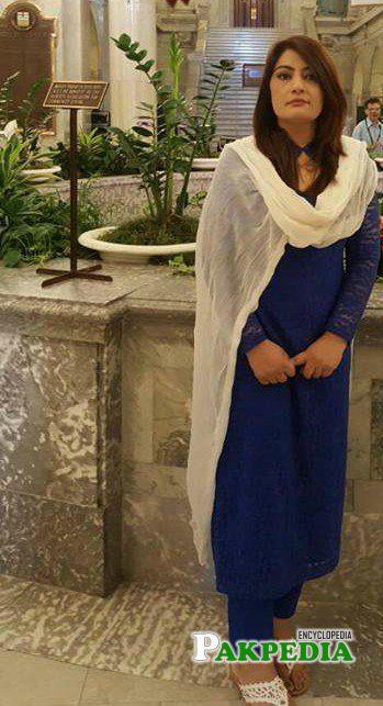 Sobia Shahid Politician