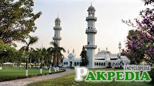 Jhelum Beautiful Masjid