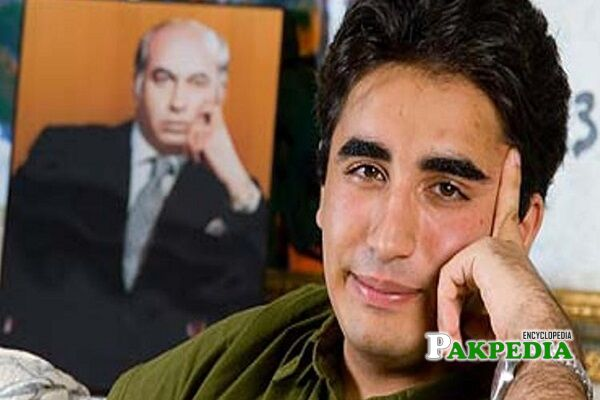 Bilawal Bhutto Zardari Biography