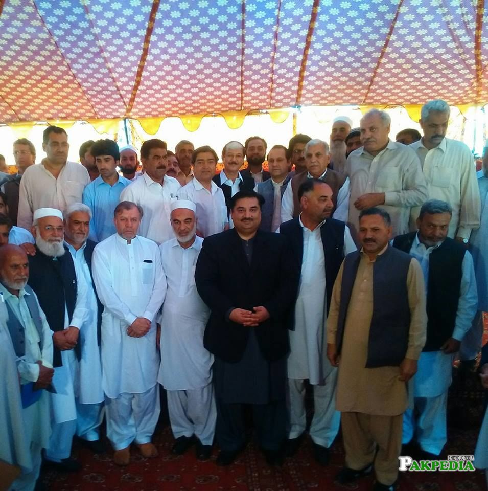 Group Photo with Leaders