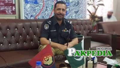 SP Tahir missing from islamabad