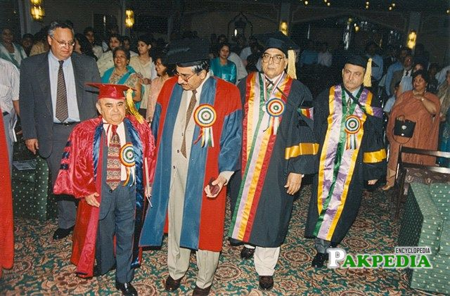4th Convocation of International College of Dentists