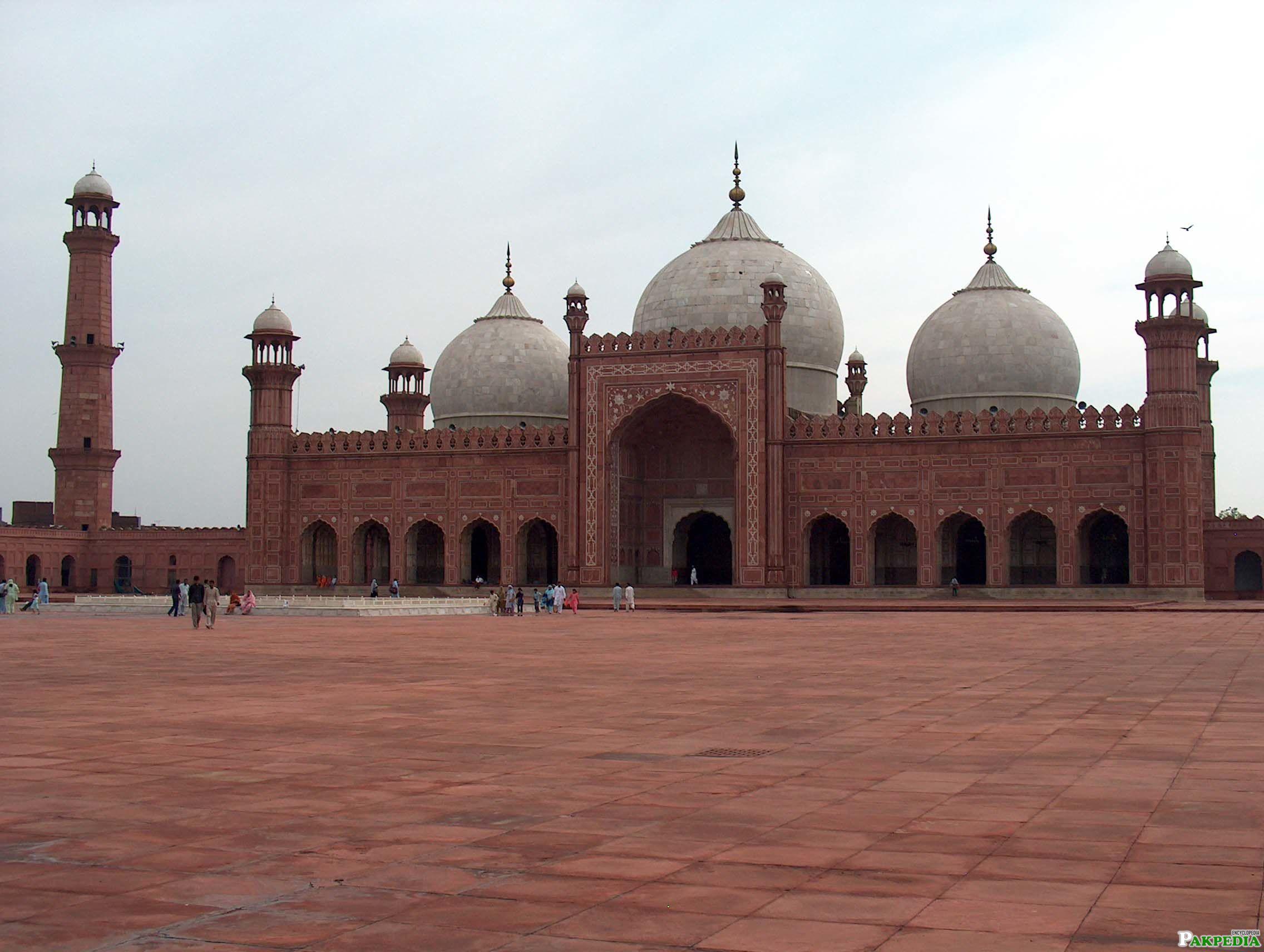 Lahore Badshahi Mousqe