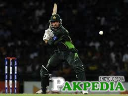 Anwar Ali Batting Image