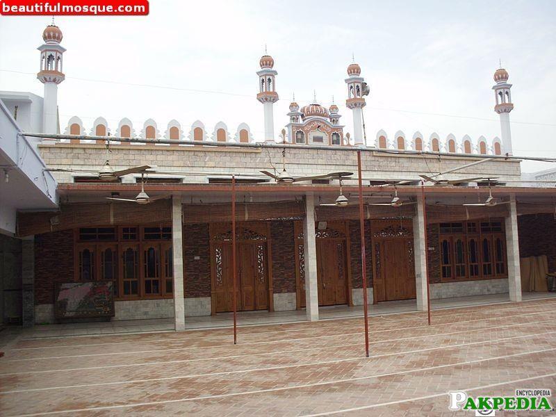 Mardan Mosque