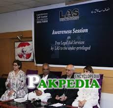 At annual session of LAS