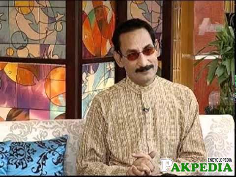 Iftikhar Thakur in TV Show