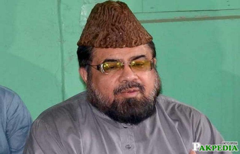 Mufti Abdul Qavi also a politician