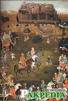 Battles fought by Aurangzeb