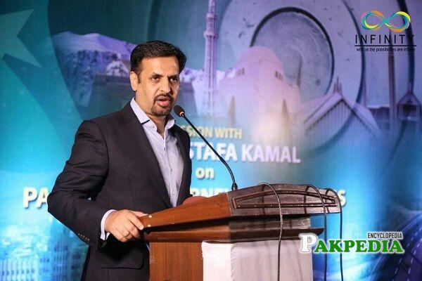 Syed Mustafa Kamal party
