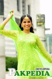 Zehra Shirazi's cute smile